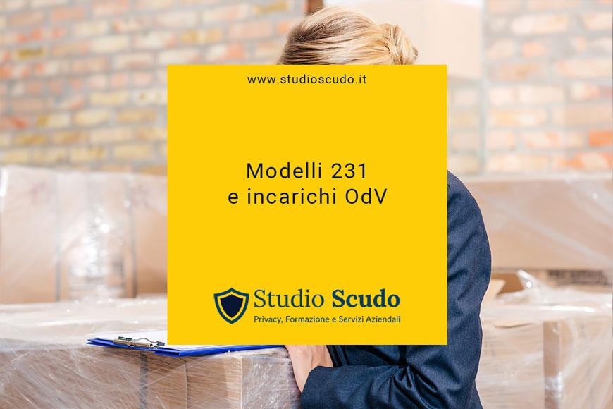 modelli 231 incarichi OdV